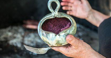 le grain de sel château mercier - sel rouge